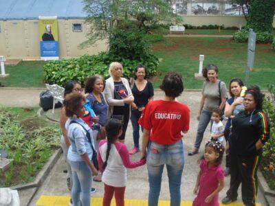 VISITA ORIENTADA AO MUSEU DA MIGRAÇÃO - SP - 2019_1